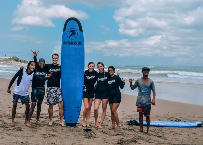 Surfing-in-Bali-10-Day-Bali-Bucket-List-Tour-10-Day-Bali-Experiencer-with-Grabatour-Travel-Group-Tours-and-Gap-Year-Travel