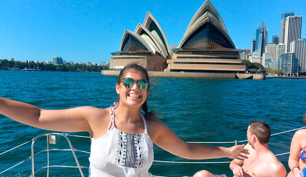 Sydney Gap Year Sydney Harbour Cruise City Sightseeing Tour Epic Adventure in Australia Work and Travel Down Under Workaway during your Gap Year Australia Working Holiday Adventure Grabatour Travel